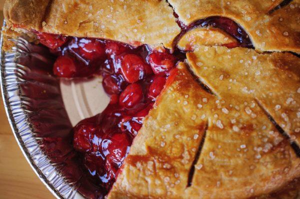 Friskes Farm Market Michigan Red Tart Montmorency Cherry Cherries Pie Filling Homemade sour cherry