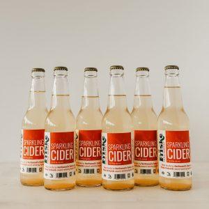 Friske Orchards cider shipped sparkling cider non alcoholic juice