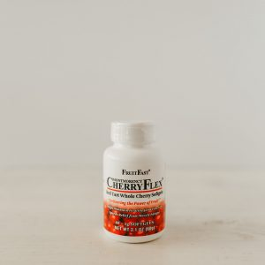 Cherry Flex fruit supplement friskes farm market charlevoix michigan tart cherry