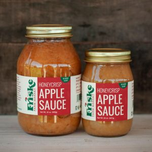 Honeycrisp Applesauce