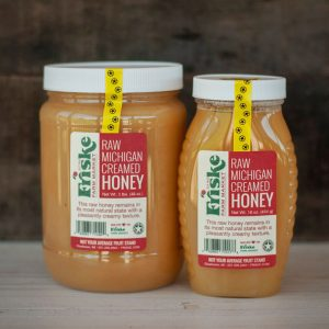 Raw Creamed Honey