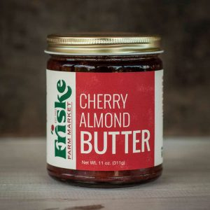 cherry almond butter friskes farm market michigan preserves jam