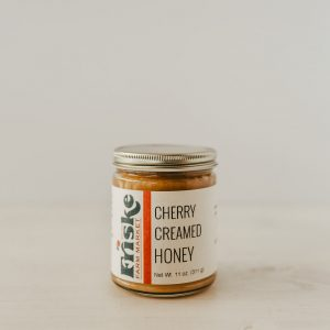 Friskes Farm Market cherry creamed honey charlevoix michigan