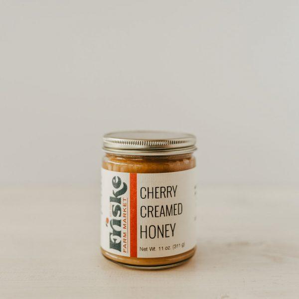 Friskes Farm Market cherry creamed honey charlevoix michigan