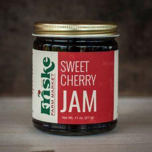 Sweet Cherry Jam 11 oz