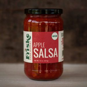 Medium apple salsa