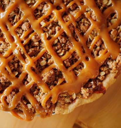 Northern Michigan Baked pies