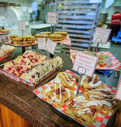 Northern Michigan Bakery Friske Family Market