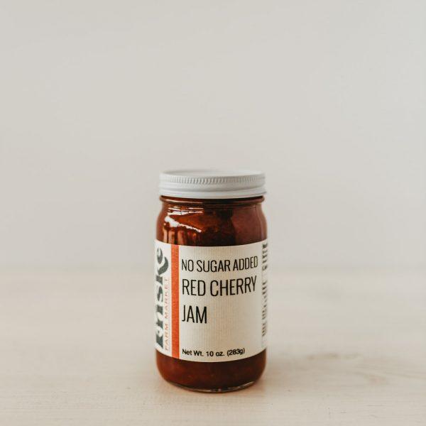 Friskes Farm Market No sugar added cherry jam