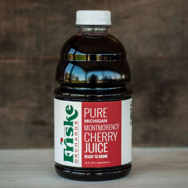 Pure tart cherry juice quart