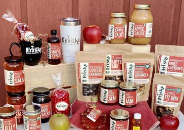 Shop the Best Up North gifts and treats Friske Farm Market Friske Orchard