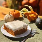 Pumpkin Cake best catering northern michigan