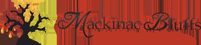Mackinac Bluffs Logo